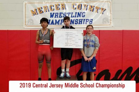 2019 Central Jersey Championships Podium A